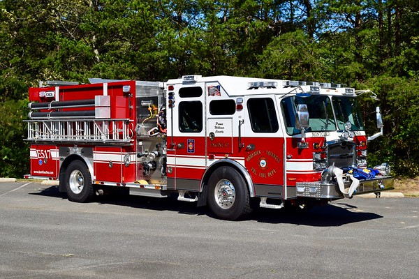 Company 17 - Dumfries-Triangle Fire Department (Montclair station)