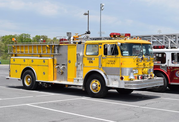 This 1981 Hahn, 1250/500, sn-HCP548158158 is now privately owned.    Recently purchased from the Antioch VFD in Georgia, this was originally Engine 12 (S-108) from the Occoquan-Woodbridge-Lorton VFD in Prince William County, Virginia.