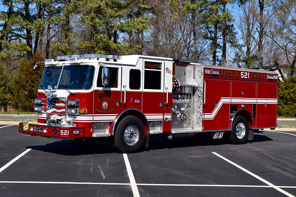 Station 21 - City of Manassas