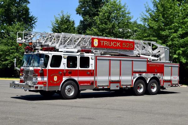 Company 25 - Nokesville Fire and Rescue (Bristow station)