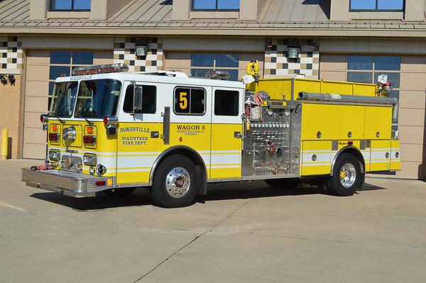 Company 5 - Nokesville Fire and Rescue (Nokesville station)