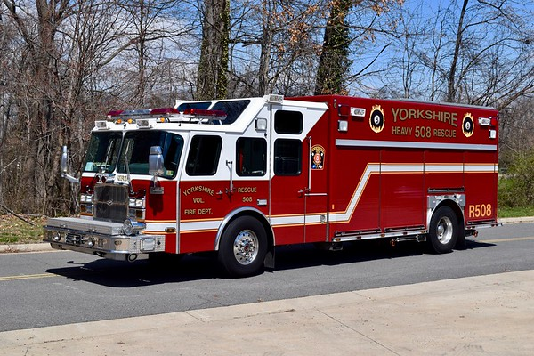 Company 8 - Yorkshire Fire Department