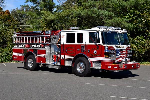 Company 1 - City of Manassas Fire and Rescue