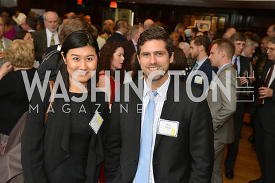 Ivanna Young, Dave Ciesla, Public Citizen Gala, National Press Club, Wednesday, May 14, Photo by Ben Droz