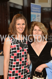 Judith Dempsey, Helen Dempsey, Public Citizen Gala, National Press Club, Wednesday, May 14, Photo by Ben Droz