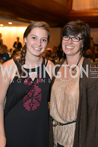 Emma Stockton, Danielle Brian, Public Citizen Gala, National Press Club, Wednesday, May 14, Photo by Ben Droz