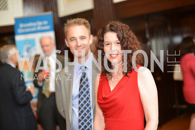 Robert DeWitte, Beth Terrell, Public Citizen Gala, National Press Club, Wednesday, May 14, Photo by Ben Droz