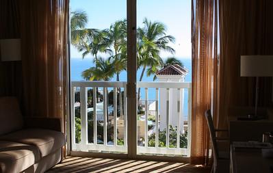Puerto Rico . Dec 8, 2014 El Conquistador ~ Room 4202