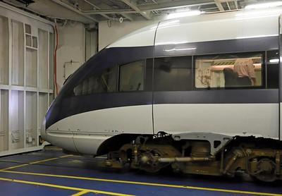 Danish trains
