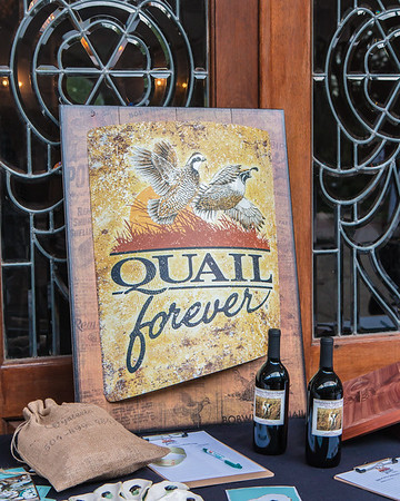 Quail Forever Banquet 2015 - Atchafalaya Region  Chapter