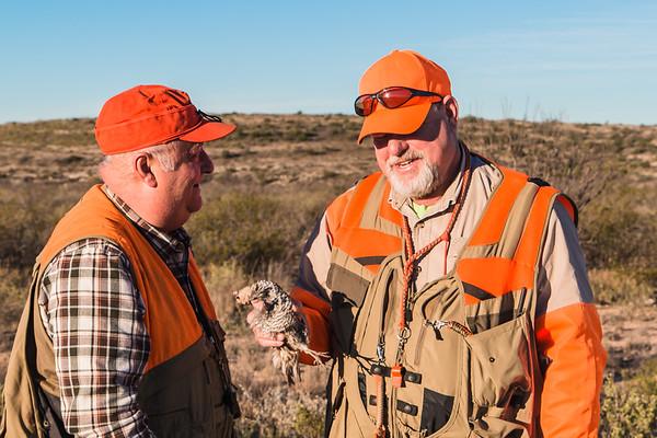 Quail Hunt West Texas Feb 2017