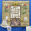 Third Place<br /> Quilts With Friends<br /> Linda Smith