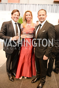 Fiola, Chip Sandground, Maria Trabocci, Fabio Trabocci,  2014 RAMMY Awards at the Walter E. Washington Convention Center, Sunday, June 22nd, 2014.  Photo by Ben Droz.