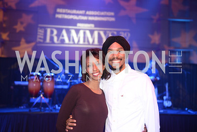 Baredu Ahmed, Joseph Webb, Coordinators of the Flash Dance,  2014 RAMMY Awards at the Walter E. Washington Convention Center, Sunday, June 22nd, 2014.  Photo by Ben Droz.