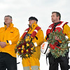 RNLI Dún Laoghaire Wreath Laying - Christmas Eve Dec 2011