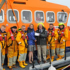Royal St George present cheque to the RNLI.