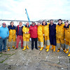 P1060966 RNLI Crew with Peter O'H_Blessing_Of_The_Boats_2012