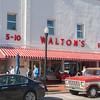 Sam Walton's 5 - 10 in Bentonville, Arkansas.