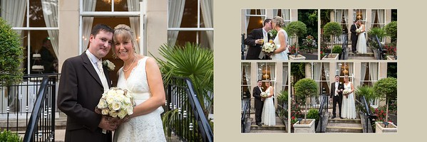 Rachel & Alan at Rodbaston Hall