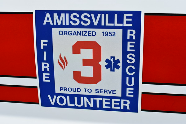 Amissville Volunteer Fire and Rescue - Rappahannock County Company 3.
