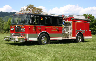 Rescue Engine 9 is this 1992 Seagrave, 1500/750, sn- 78502.  ex- Culpeper VFD, Culpeper County Virginia.