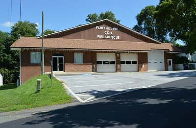 Flint Hill Fire and Rescue - Rappahannock County Station 4.
