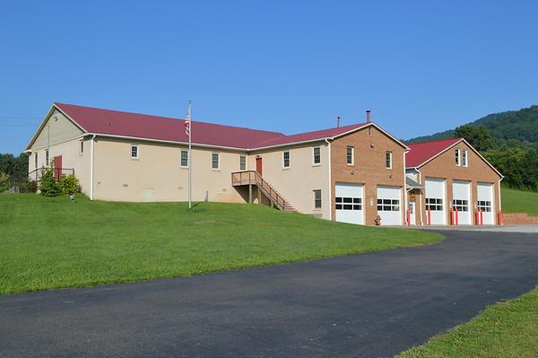 Sperryville Volunteer Fire Department - Rappahannock County Station 2.