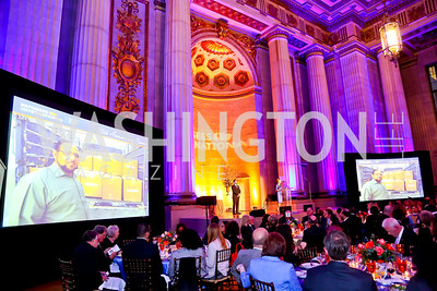 Photo by Tony Powell. Refugees International 35th Annual Dinner. Mellon Auditorium. April 30, 2014