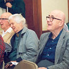Frank Lepreau, Posy (Rosalind) Wiggins, and Stewart Kirkaldy
