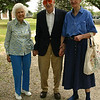 Alice Knoop, Frank Lepreau, and Amelia Thomas