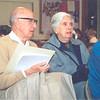 Frank Lepreau and Posy Wiggins