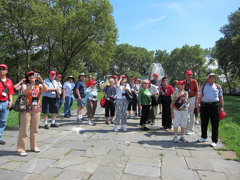 5 days- Grand Army Plaza - Brooklyn