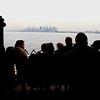 School Girls on Staten Island Ferry