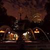City Hall Park Fountain