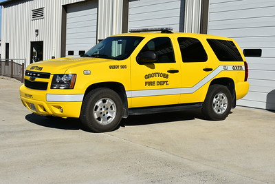 Grottoes, VA SERV 202 is a 2011 Chevrolet Tahoe.