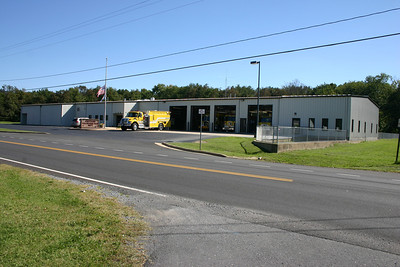 Grottoes Volunteer Fire Department - Rockingham County Station 20.