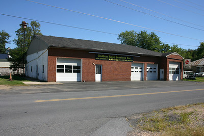 The former Grottoes Station 20.
