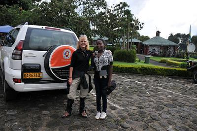 Laurie Kelley & Scodius Arinawe