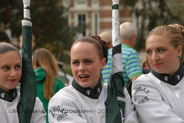 Spartan Marching Band 2010