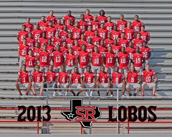 SRSU Team Picture 2013