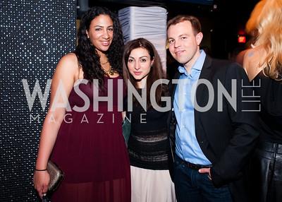 Alison Beshai, Sophie Blakeny, Daniel Karna