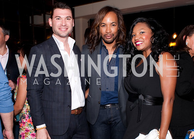 Mathew Hebert, Paul Wharton, Angelica Talan