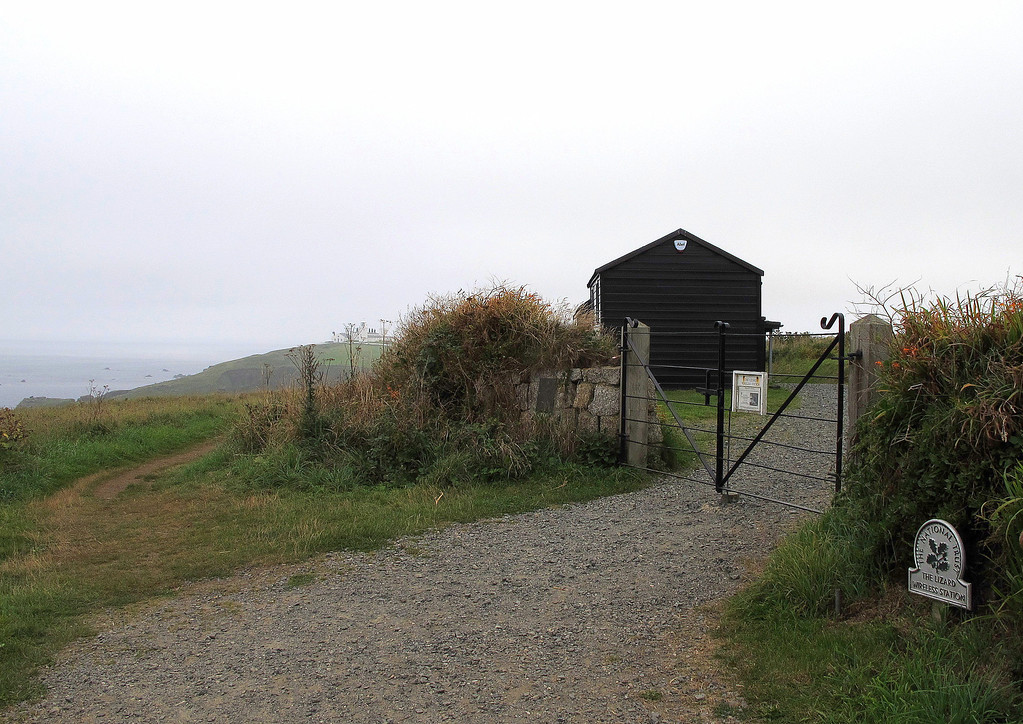 Close to Lizard Point is the Radio Station, the oldest operational radio station in the world.