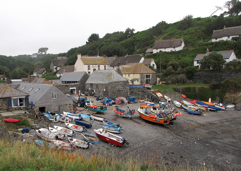 Cadgwith Harbour