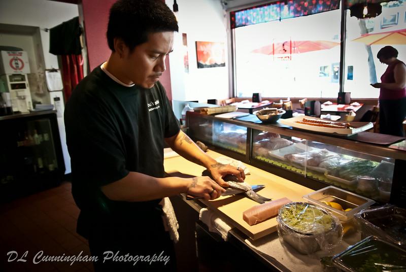 Sacramento Magazine  9/14 Lou's Sushi