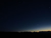sunset over the Cascades 9:40pm<br /> Very little image adjustment needed.