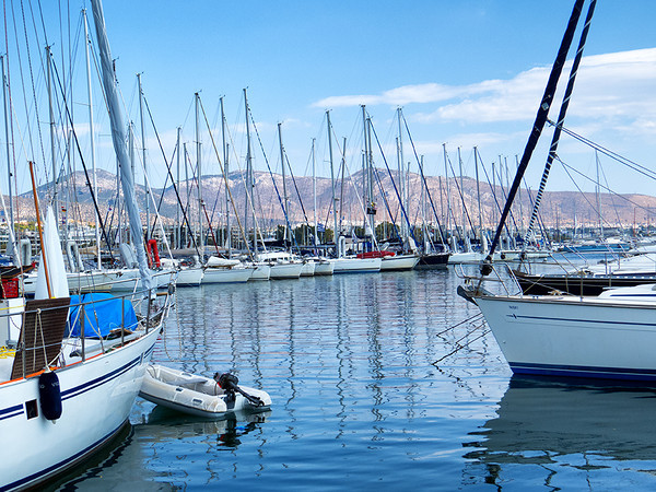 Sail Trip Week 1
