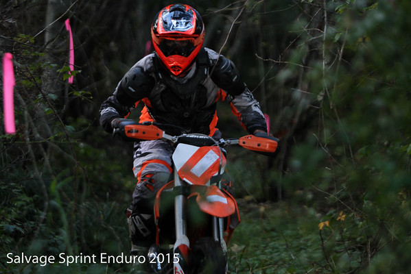 2015 Salvage Sprint Enduro