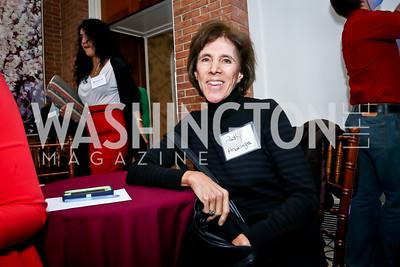 Patty Andringa. Photo by Tony Powell. S&R Foundation's Illuminate. Evermay Estate. November 6, 2014