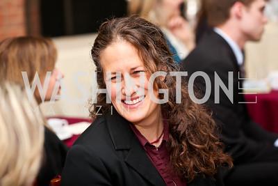 Julia Cohen. Photo by Tony Powell. S&R Foundation's Illuminate. Evermay Estate. November 6, 2014